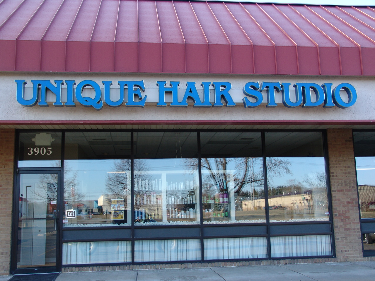 Unique Hair Salons | Joy Studio Design Gallery - Best Design